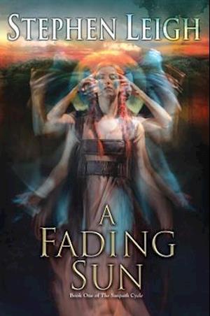 Bog, paperback A Fading Sun af Stephen Leigh