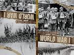 The Split History of World War I (Perspectives Flip Books)