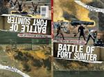The Split History of the Battle of Fort Sumter (Perspectives Flip Books Famous Battles)