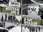 The Split History of the D-Day Invasion (Perspectives Flip Books Famous Battles)