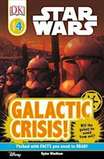 Galactic Crisis! (DK Readers. Level 4)