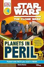 Planets in Peril (Dk Readers: Star Wars)