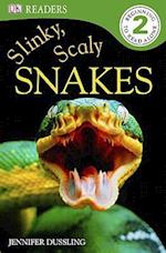 Slinky, Scaly Snakes (DK Readers. Level 2)