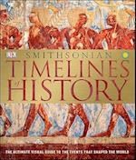 Timelines of History af Smithsonian Institution