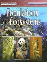 Populations And Ecosystems (Reading Essentials in Science)