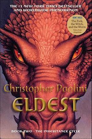 Bog ukendt format Eldest af Christopher Paolini