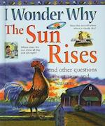 I Wonder Why the Sun Rises and Other Questions about Time and Seasons (I Wonder Why Pb)