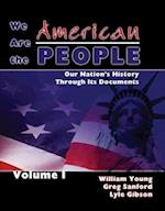 We are the American People af William Young