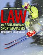 Law for Recreation and Sports Managers