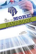 The Less-is-More Handbook: A Guide to College Writing