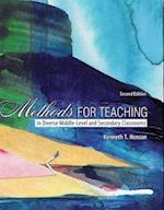 Methods for Teaching in Diverse Middle and Secondary Classrooms