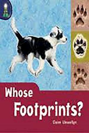 Whose Footprints? Leveled Reader Package [With Teacher's Guide]