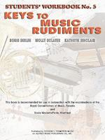 Keys to Music Rudiments