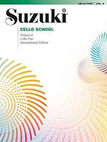 Suzuki Cello School, Vol 4 (The Suzuki Method Core Materials, nr. )