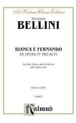 Bianca E Fernando (Kalmus Edition)