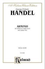 Arminio (1737) (Kalmus Edition)