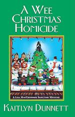A Wee Christmas Homicide (Liss Maccrimmon Mysteries)