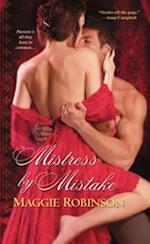 Mistress by Mistake af Maggie Robinson