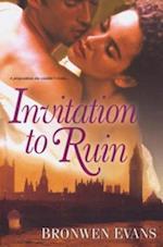 Invitation to Ruin af Bronwen Evans