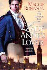 Lady Anne's Lover af Maggie Robinson