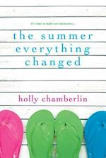 The Summer Everything Changed af Holly Chamberlin