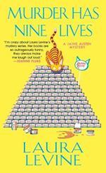 Murder Has Nine Lives (Jaine Austen Mysteries)