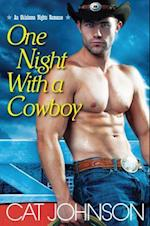 One Night With a Cowboy (Oklahoma Nights)