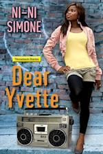 Dear Yvette (Throwback Diaries)