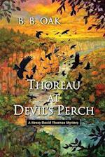Thoreau at Devil's Perch (Henry David Thoreau Mysteries)
