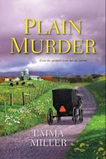 Plain Murder af Emma Miller