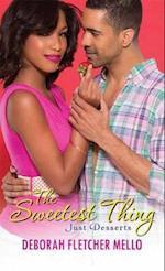 The Sweetest Thing af Deborah Fletcher Mello