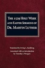 Holy Week and Easter Sermons