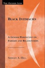 Black Intimacies af Shirley A. Hill