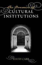 The Promise of Cultural Institutions (American Association for State and Local History Books Hardcover)