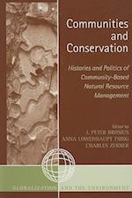 Communities and Conservation (Globalization and the Environment Hardcover Unnumbered)