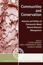 Communities and Conservation (GLOBALIZATION AND THE ENVIRONMENT)