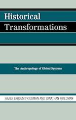 Historical Transformations af Jonathan Friedman