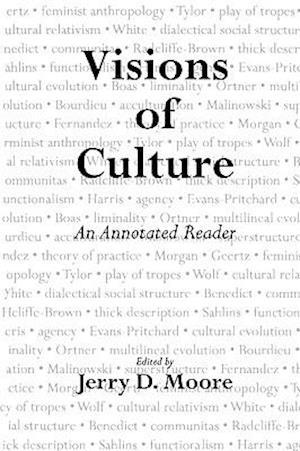 Bog, paperback Visions of Culture af Jerry D. Moore