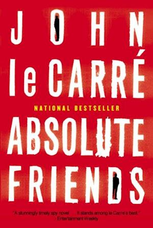 Absolute Friends af John le Carré