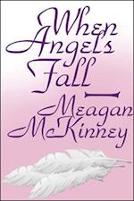When Angels Fall af Meagan McKinney