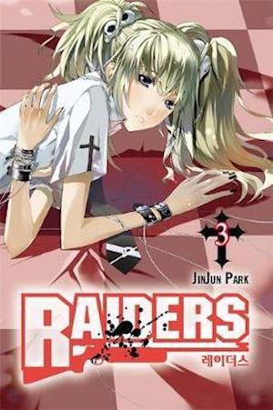 Bog, paperback Raiders, Vol. 3 af JinUn Park, Jinjun Park