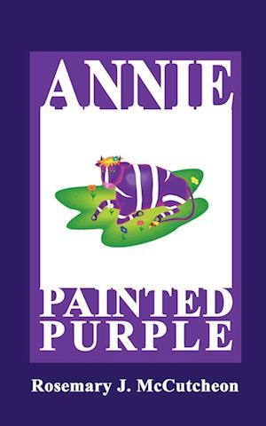 Annie Painted Purple