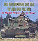 German Tanks of World War II af Michael Green