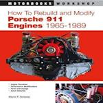 How to Rebuild and Modify Porsche 911 Engines 1965-1989 (Motorbooks Workshop)