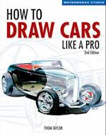 How to Draw Cars Like a Pro, 2nd Edition (Motorbooks Studio S)