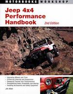 Jeep 4x4 Performance Handbook af Jim Allen