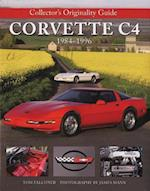 Collector'S Originality Guide Corvette C4 1984-1996 (Original Guide)