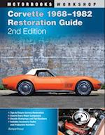 Corvette 1968-1982 Restoration Guide af Richard Prince