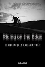 Riding on the Edge af John Hall