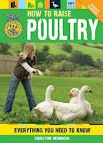 How to Raise Poultry (Ffa)
